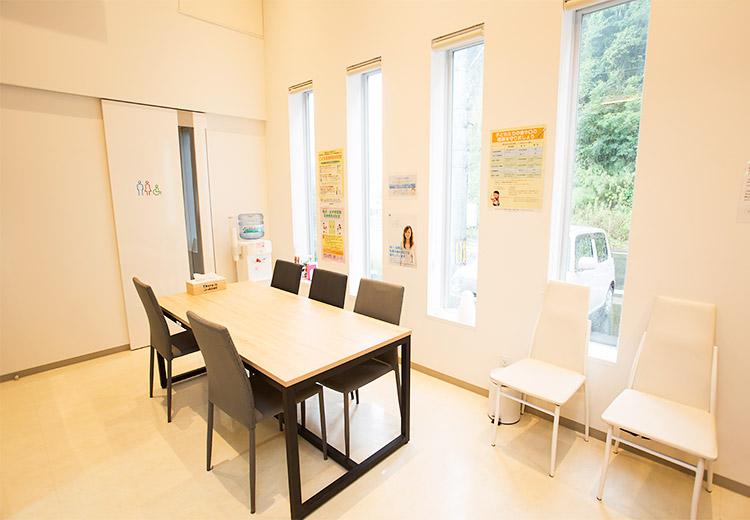 ソーコデンタルクリニック治療室